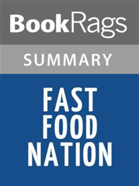Fast Food Nation Essay Free by Fast Food Nation Eric Schlosser Essays Genesis Wind And J