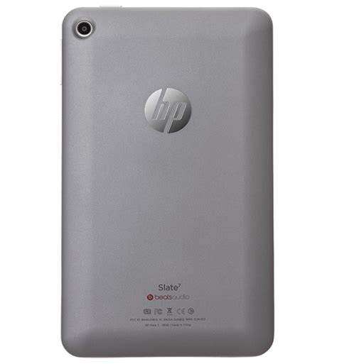 HP Slate 7 Tablet PC Review