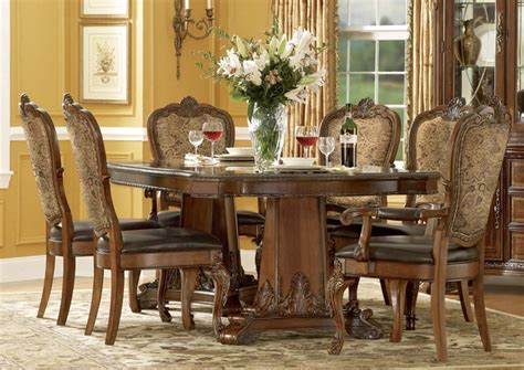 buy old world dining set by art from www mmfurniture com a r t old world dining room collection by dining rooms outlet