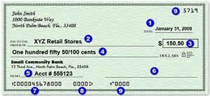what happens when you write a check bankrate