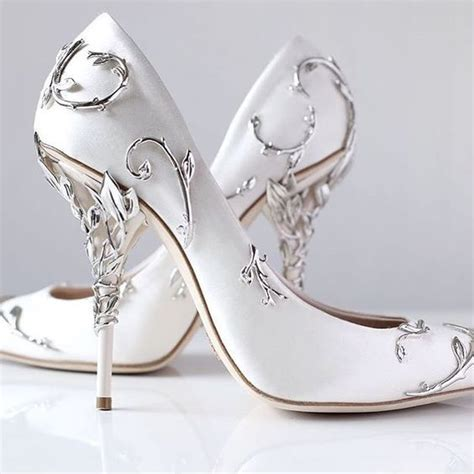 White Wedding Shoes by Best 25 White Wedding Shoes Ideas Only On
