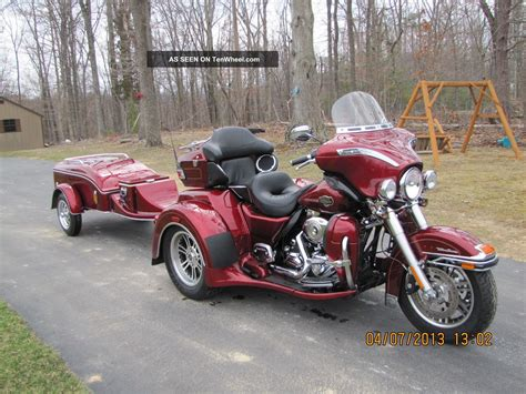 Dreirad Motorrad harley davidson 2009 motorcycle trike