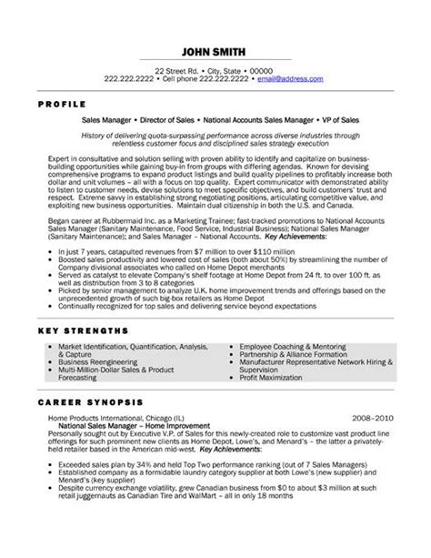 Day C Director Sle Resume by 59 Best Images About Best Sales Resume Templates Sles On Professional Resume
