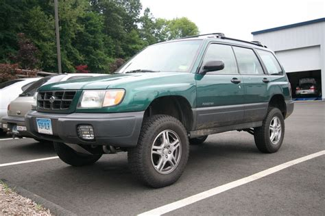 1999 subaru forester lifted new winter new project nasioc