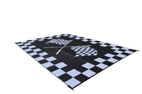 rv patio mat awning mat outdoor leisure mat 9x12 finish