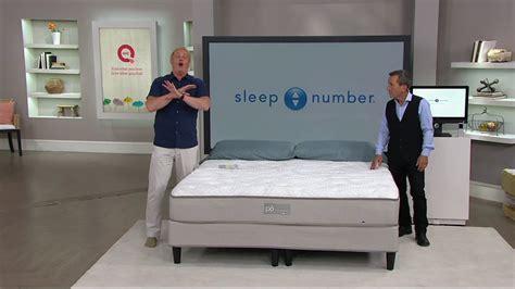 sleep number adjustable  modular p mattress set  qvc youtube