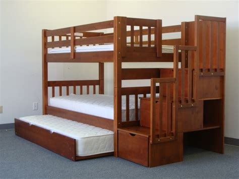 Trundle Bed An Architect Explains Architecture Ideas Bunk Bed With Trundle