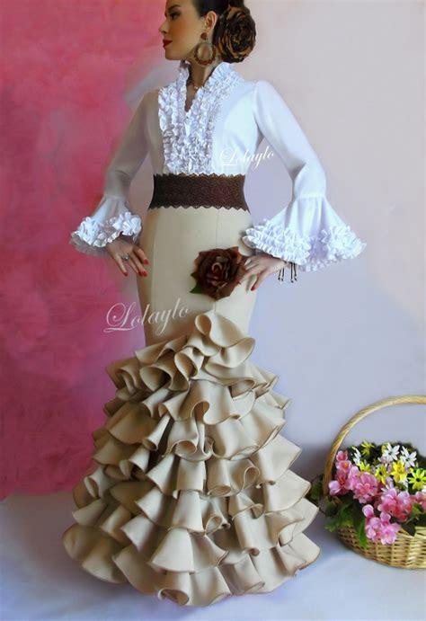 hacer traje de flamenca aprender manualidades es facilisimo 1000 images about trajes de flamenca on pinterest