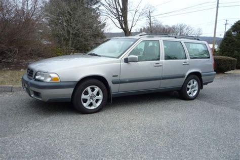 1998 volvo cross country buy used 1998 volvo v70 xc awd cross country wagon