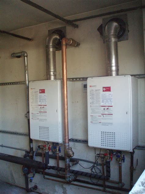 Tankless Water Heater Installation Electric Tankless Water Heater Installation