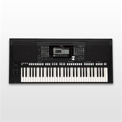 Keyboard Yamaha S975 Psr S975 Overview Arranger Workstations Keyboard