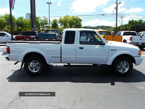 ranger ford 2001 2001 ford ranger 4x4 edge 4 0