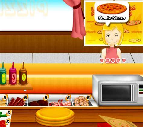 juego para cocinar pizza de frutas juegos juego de cocinar pizzas en pizzer 237 a juegos