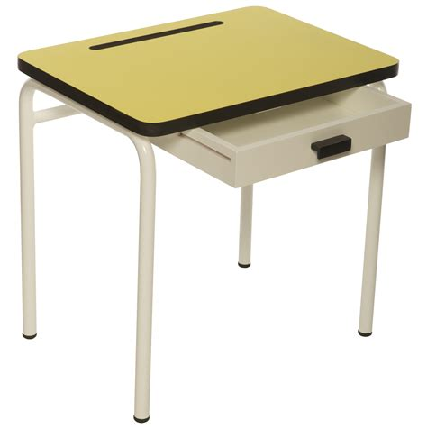 scrivania per bambini scuola scrivania per bambini gialla