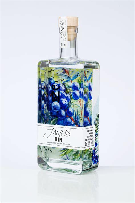 janus gin  packaging   world creative package