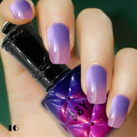 gel color changing nail aliexpress buy y s nail gel top fashion
