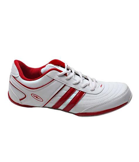 nicholas sports shoes buy nicholas white stripes sports shoes for