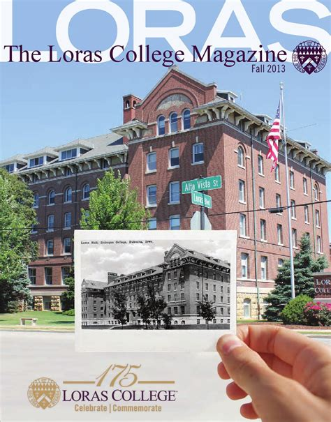 Loras College Mba by Loras College Fall Magazine 2013 By Loras College Issuu