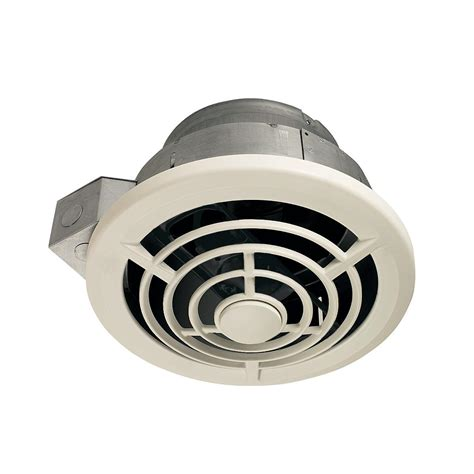 ceiling vertical discharge exhaust fan nutone 8210 8 inch vertical discharge and 7 inch