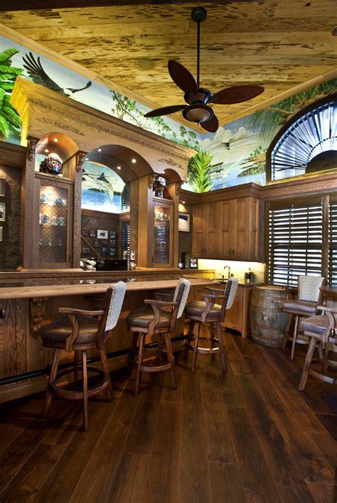 fantastic tropical home bar designs   resist