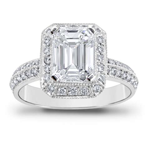 antique style engagement rings my10online my10online