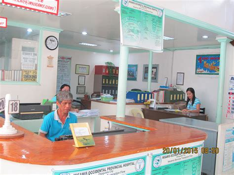 Personnel Section by Facilities Equipments Misamis Occidental Provincial