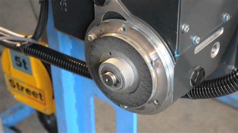 demag motor brake adjustment zx hoist adjusting the motor brake