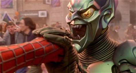 goblin film review spider man blu ray review