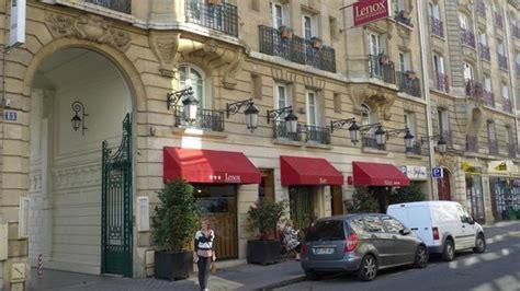 hotel lenox montparnasse 3 star hotel paris hotel lennox hotel picture of lenox montparnasse paris