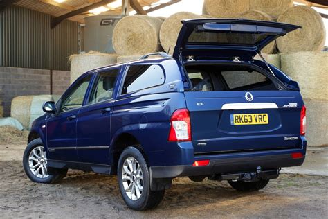 ssangyong korando sports 3d car shows ssangyong korando sports pickup