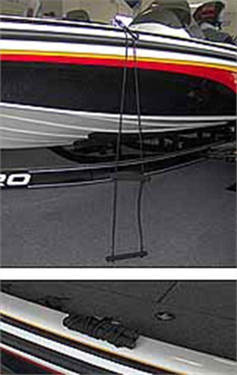 ski boat boarding ladder jet ski rope ladder and bass boat flexible boarding ladder