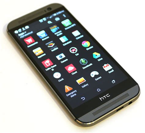 htc one m8 android smartphone review the gadgeteer - Htc One M8 Android
