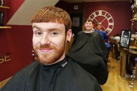 haircut vouchers edinburgh these south shields barbers have been offering free