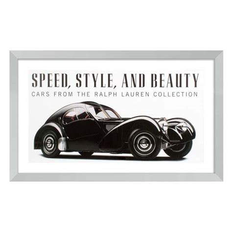 speedstyle and beauty cars print speed style beauty www eichholtz com