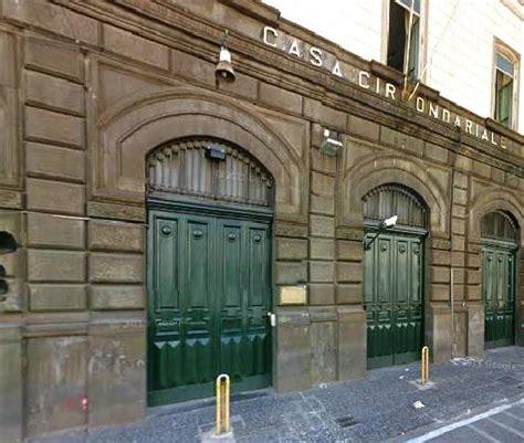 carcere di poggioreale all interno operazione antidroga della polizia penitenziaria al