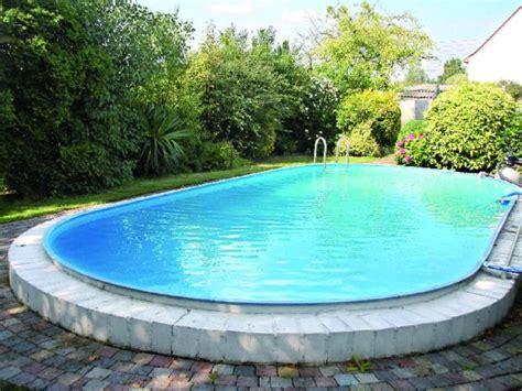schwimmbad im garten ferienwohnung anneliese kellewald emmerich am rhein