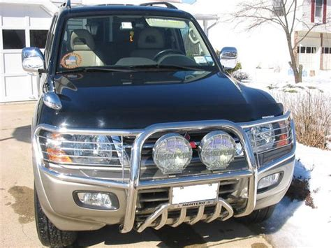 small engine repair training 2001 mitsubishi montero lane departure warning rony25 s 2001 mitsubishi montero in springfield va
