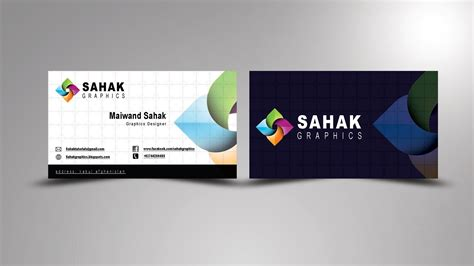 business card template photoshop cs6 1 best