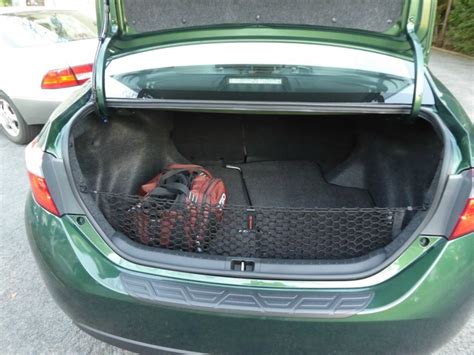 Trunk Space Toyota Corolla What Happens When Hits The Road In A 2016 Toyota