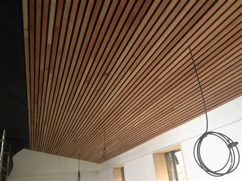 Timber Ceiling Battens by Greendale Construction