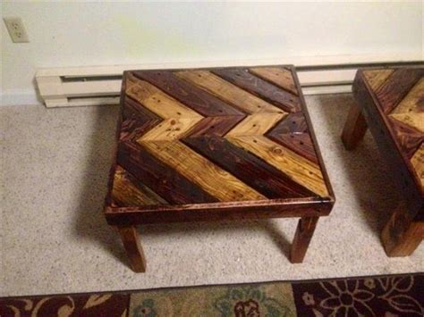 diy pallet coffee table  table pallet furniture plans