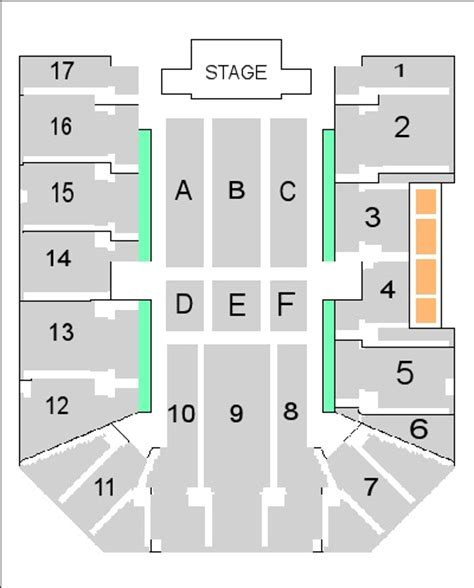 lg arena floor plan venues vip tickets and corporate hospitality
