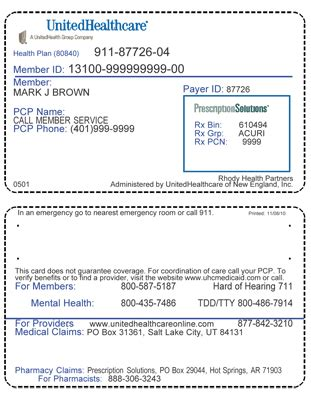 Unitedhealthcare Connected Mycare Ohio Rhode Island Unitedhealthcare 174 Community Plan Claims