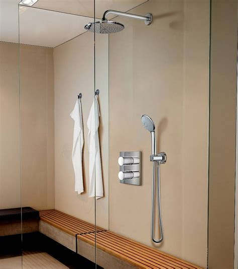 duschbrause set grohe grohe grohtherm 3000 cosmopolitan shower set uk