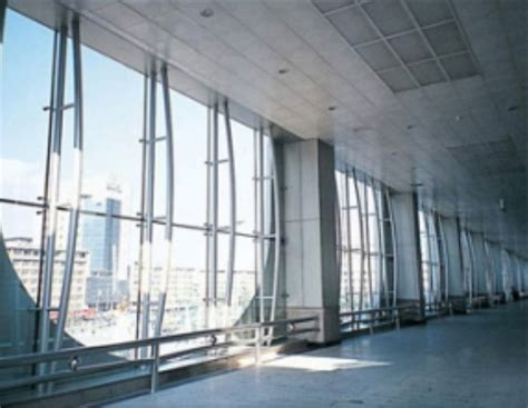 metal curtain wall 25 best ideas about steel trusses on pinterest roof