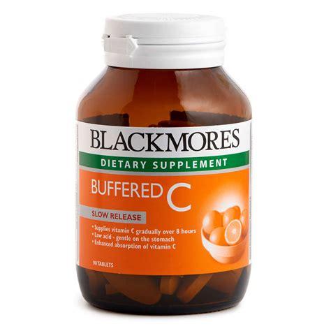 Blackmores Vitamin C Buffered 120tablet blackmores buffered c 90 tablets hktvmall shopping