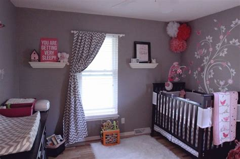 Chevron Curtains Nursery 17 Best Images About On Pink And Gray Chevron Stencil And Grey Nurseries