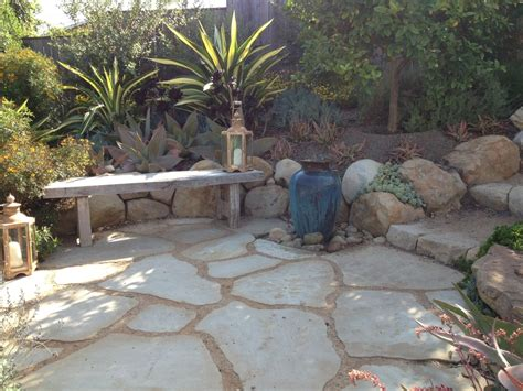 wonderful decomposed granite decorating ideas for patio
