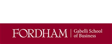 Fordham Mba Crdits by Fordham Forum On Leadership And Growth Gabelli School Of