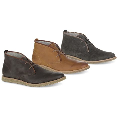 hush puppys hush puppies s roland jester chukka boots 673974 casual shoes at sportsman s guide